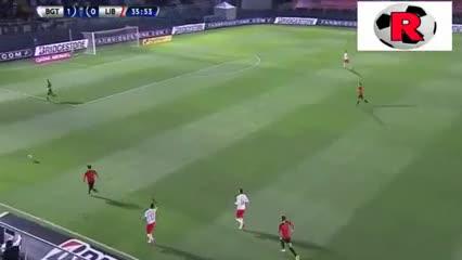 Bragantino 2 - Libertad 0