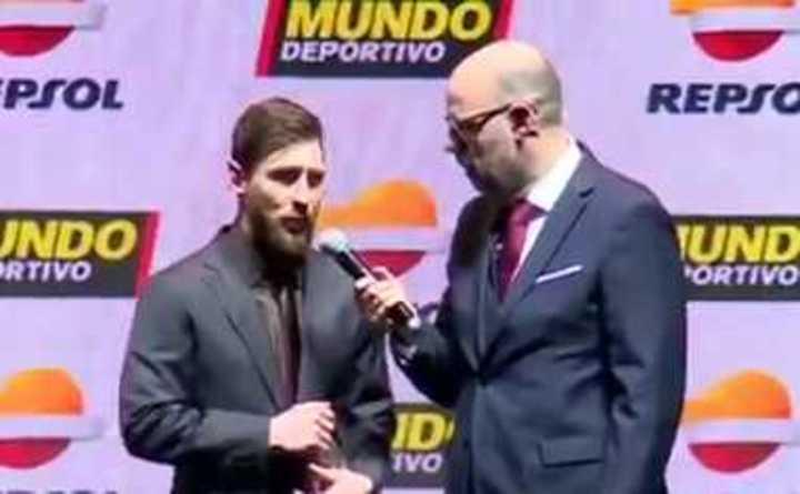 Leo habló sobre el cruce ante el Sevilla