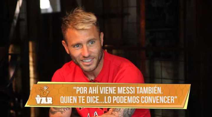 La Gata Fernández y la posibilidad de sumar a Messi a Estudiantes
