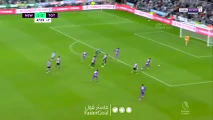 El coreano Son y el 3-1 de Tottenham vs Newcastle