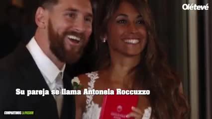 Feliz cumple, Leo: así está compuesta la familia Messi