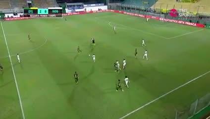 Los goles de Marcelo Benítez a Newell's
