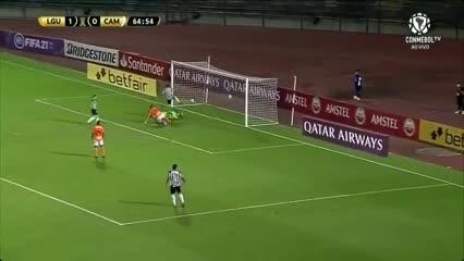 La Guaira 1 - Atlético Mineiro 1