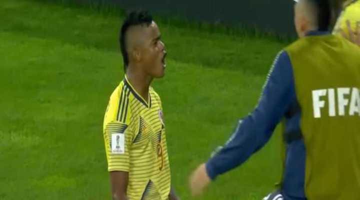 Los goles de Colombia ante Polonia