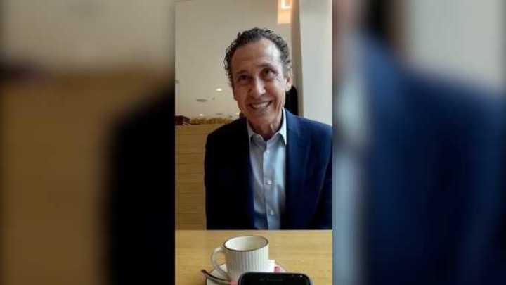 Entrevista Jorge Valdano