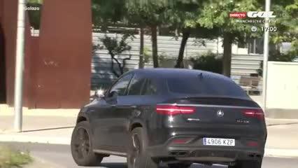 El grito de un hincha a Messi y la reacción del 10