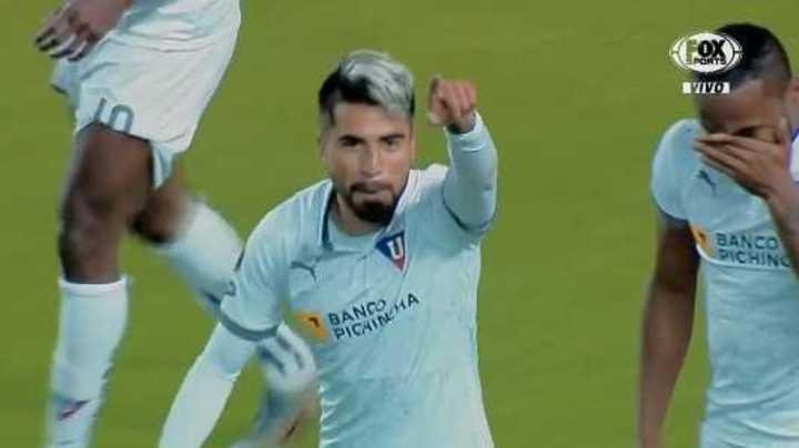 Liga de Quito le ganó 4 a 0 a Binacional