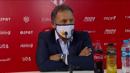 """Russo: """"Boca tuvo el control"""""""