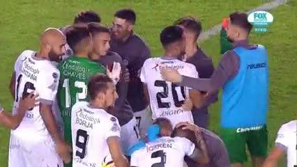 Independiente se fue silbado por sus hinchas