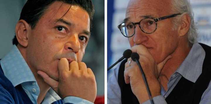 Mollo: desde gol de Tevez a la comparación Bianchi-Gallardo
