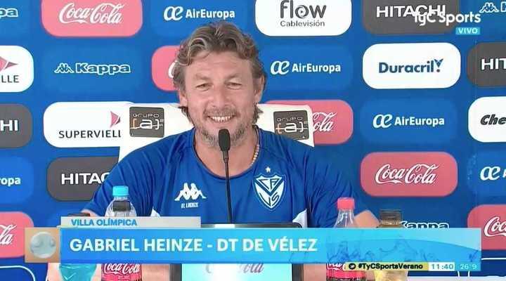 """""""Siempre es algo especial enfrentar a Maradona"""""""