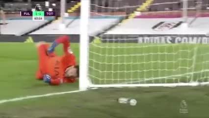 El polémico gol anulado por el VAR al Fulham
