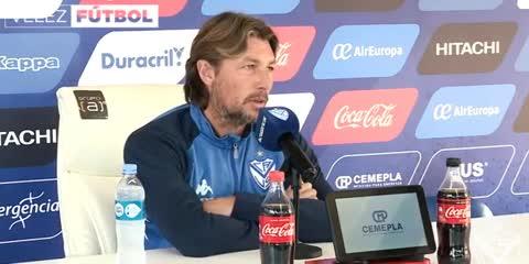 Mirá lo que dijo Heinze sobre su continuidad en Vélez