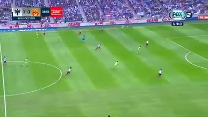 Los goles de Rayados 2 - Morelia 2