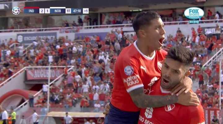 El 2 a 1 de Romero