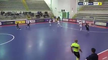 El 10-2 de Argentina a Bosnia por un triangular amistoso