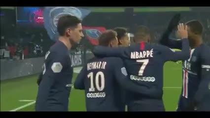 Gol anulado a Neymar a través del VAR