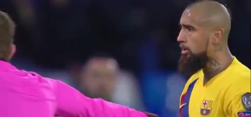 La expulsión de Vidal
