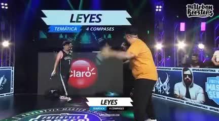 """Papo se lució en la temática """"Leyes"""""""