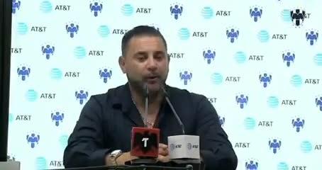 El Turco Mohamed asume el fracaso por la eliminación de Rayados