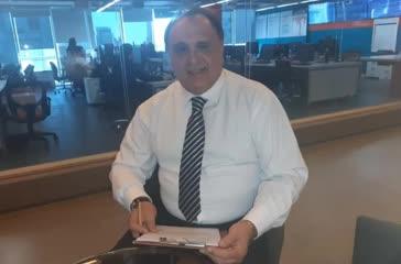 Miguel Scime se refirió a Raphael Claus, árbitro del primer superclásico de Libertadores