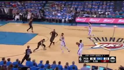 Las cinco mejores del domingo en la NBA