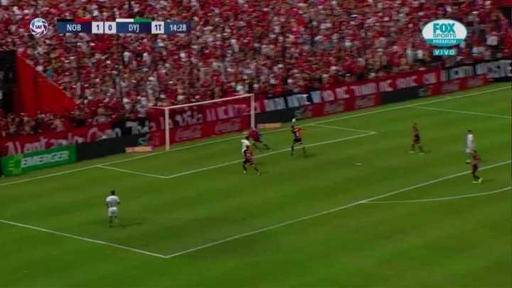Lema salvó a Newell's del empate de Defensa