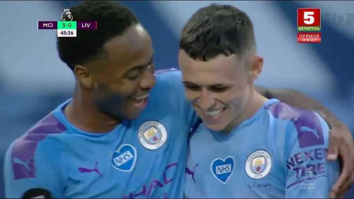 La goleada del Manchester City