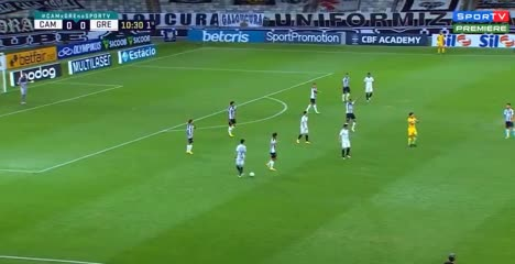 El insólito gol que le cobraron al Atlético Mineiro