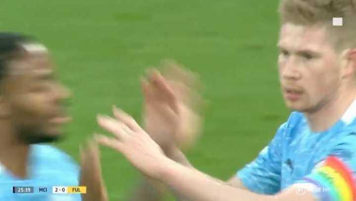 El City venció 2 a 0 al Fulham