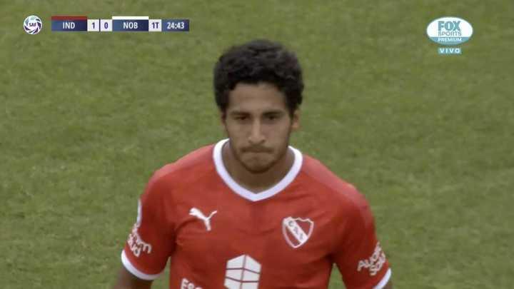 Independiente se perdió el segundo