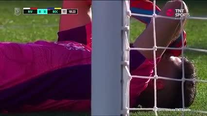¿Qué le pasó a Rossi previo al gol?