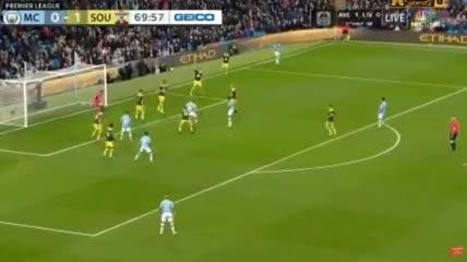 El empate de Agüero ante Southampton