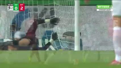La goleada del Bayern
