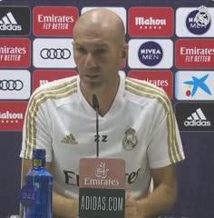 Zidane y la polémica con el VAR