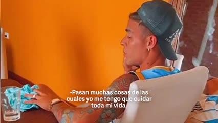 La palabra de Brian Fernández