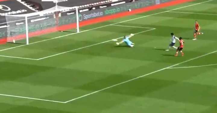 Son no falla en el mano a mano: 2-1 para el Tottenham