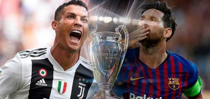 ¿Qué dijo Messi de Cristiano?