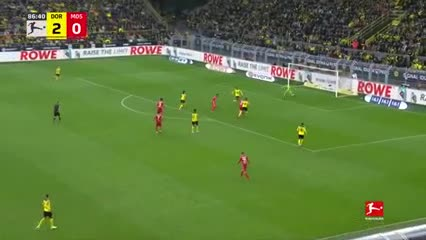 Doblete de Haaland en el triunfo del Borussia Dortmund al Mainz