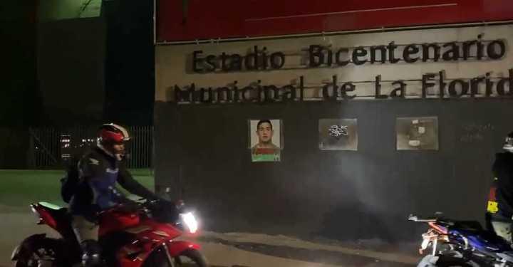 """Paga tu delito"", le gritan al argentino Rodrigo Holgado"