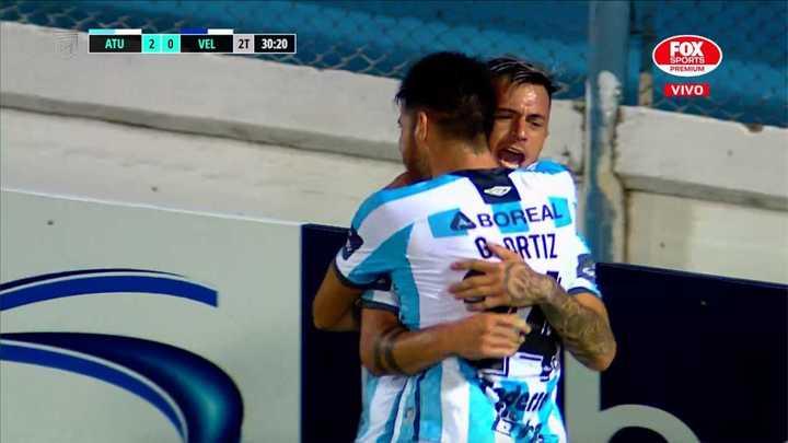 Llegó el segundo de Atlético Tucumán