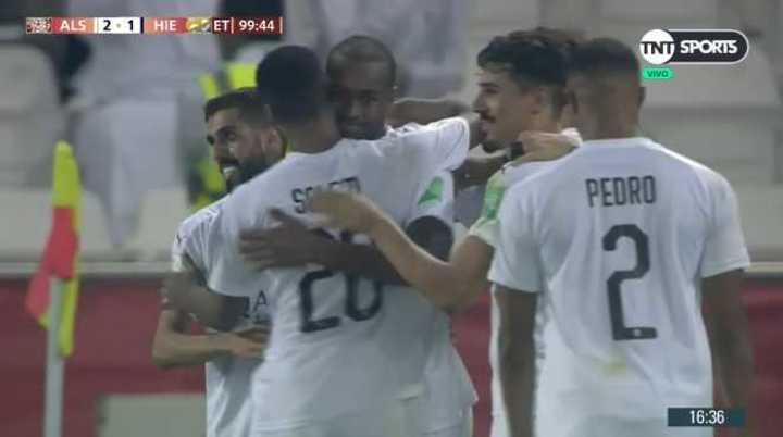 Los goles de Al-Saad 3 - Hienghene Sport 1
