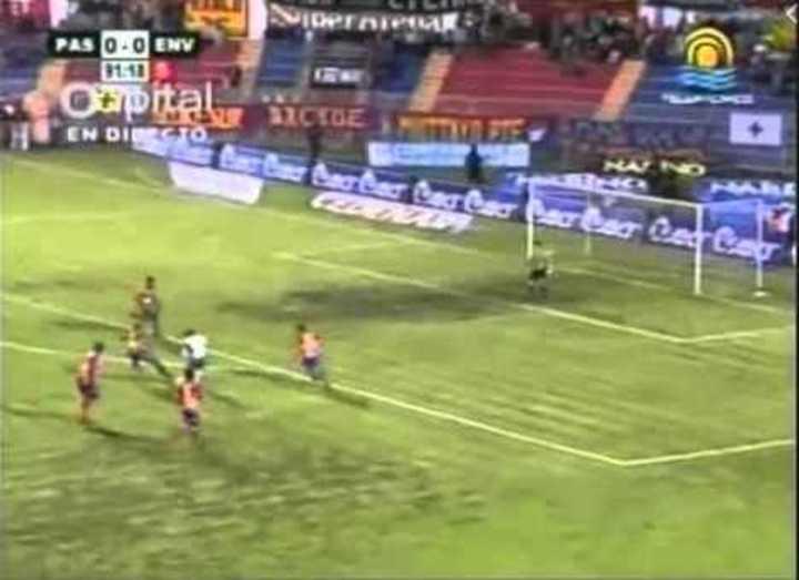 El golazo de Quintero a lo Messi