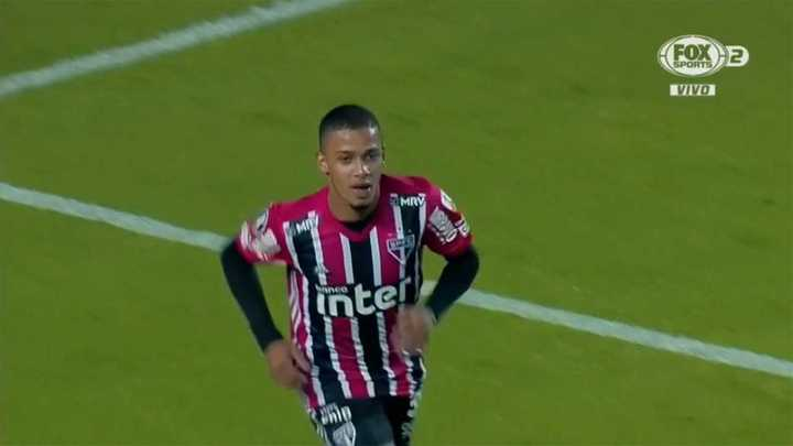 San Pablo descontó frente a Liga