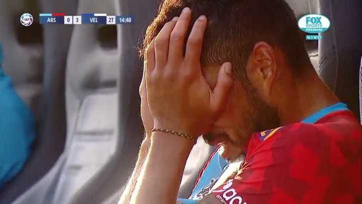 Romero puso el 3 a 0