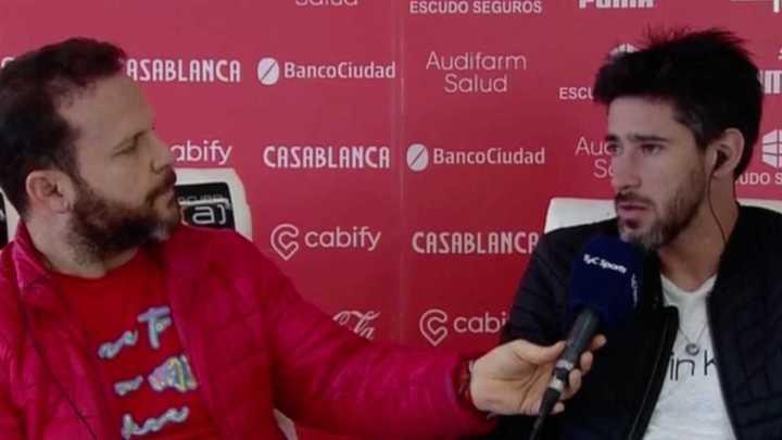 "Pablo Pérez cree que hubo ""un cobarde"" que ""buchoneó"""