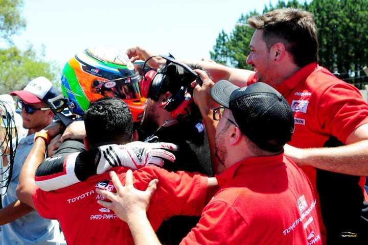 Rossi: Palabra de campeón