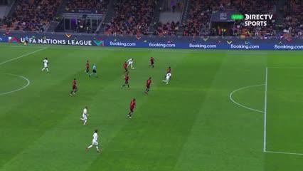 Mbappé hizo el 2-1: ¿en posición adelantada?