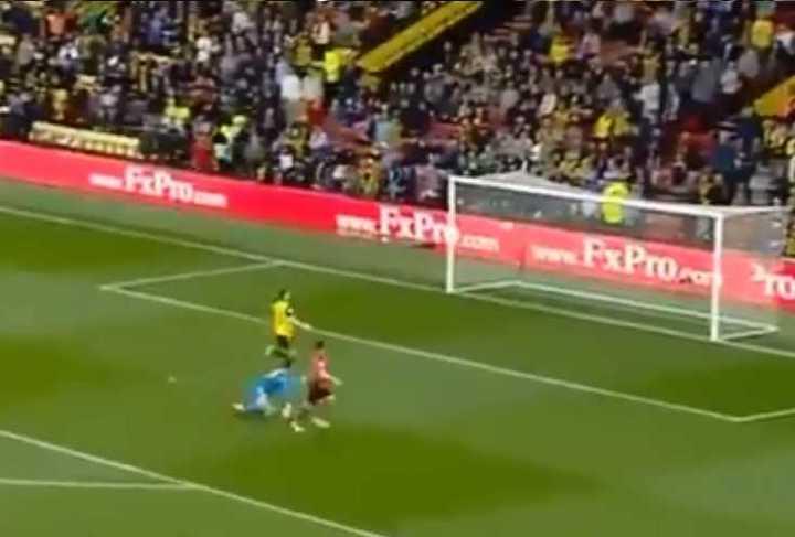 Gol más rápido de la historia de la Premier League