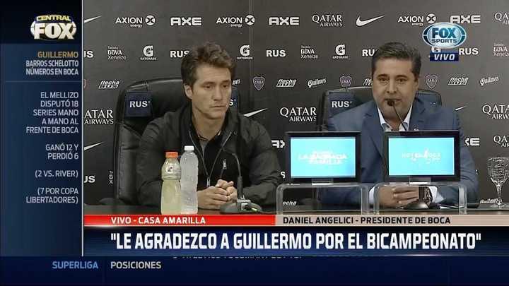 """""""Lo mejor para Boca es hacer un cambio"""""""